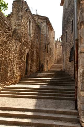 Girona stairs