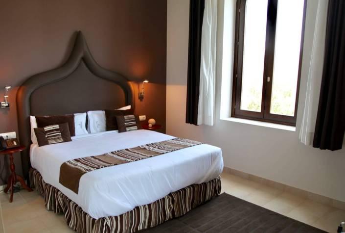 Sant Pere del Bosc bedroom