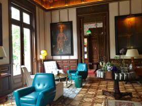 Cotton House Barcelona lobby