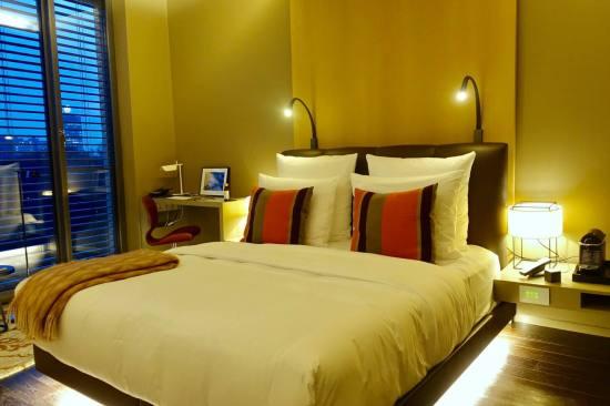 Das Stue bedroom decor