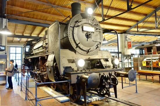 Deutsches Technikmuseum locomotive