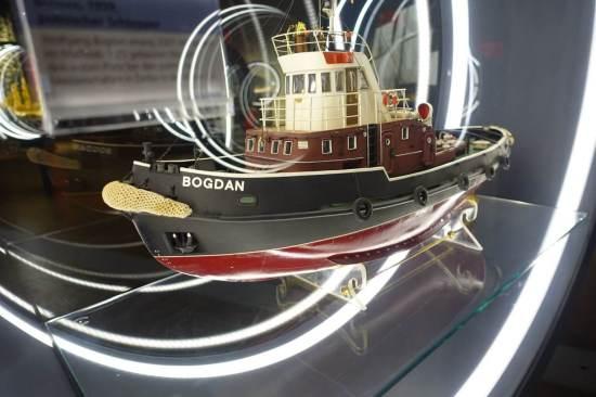 Deutsches Technikmuseum ship model