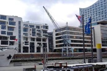 HafenCity buildings