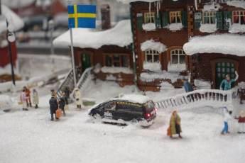 Miniatur Wunderland Swedish town