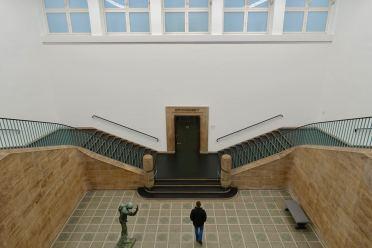 Kunsthalle Hamburg stairways