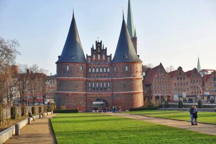 Lübeck guard house