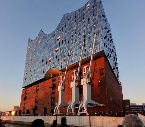 Elbphilharmonie building