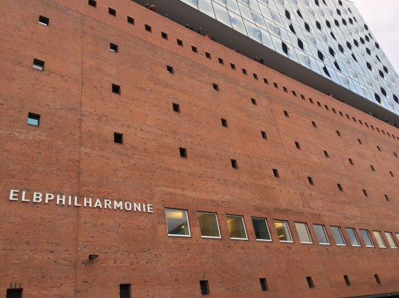 Elbphilharmonie base