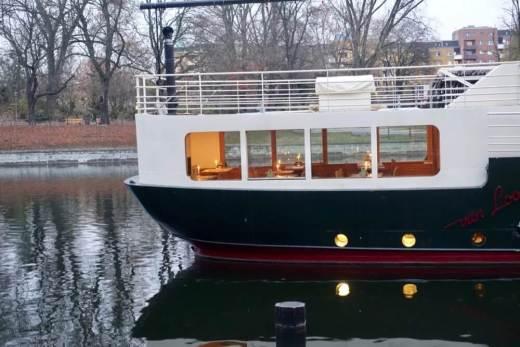 Kreuzberg boat