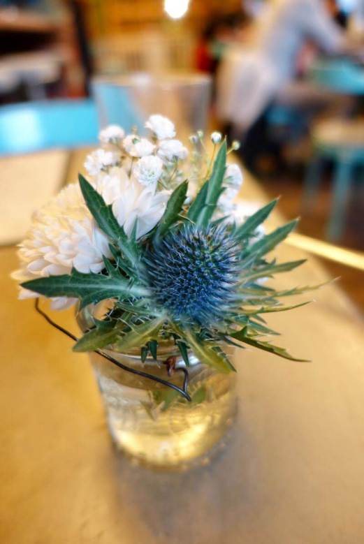 House of Small Wonder flower arrangement