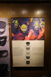 Nizwa Fort masks