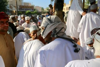 Nizwa Goat Market dress
