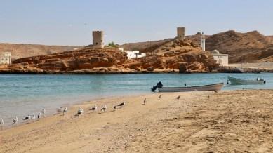 Sur Oman port