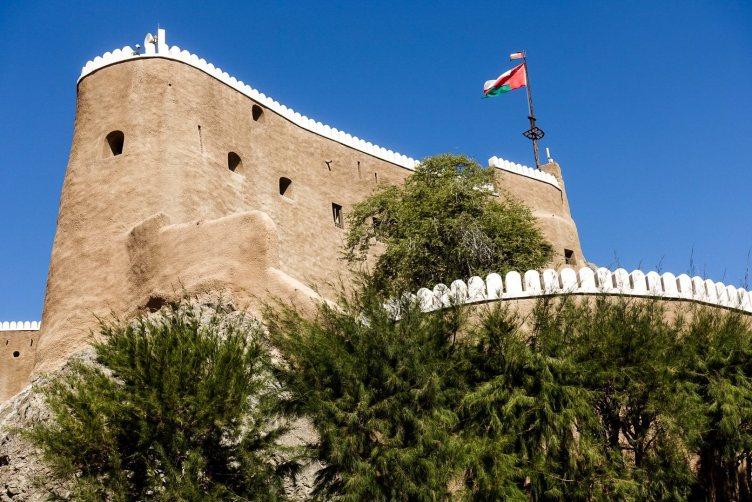 Muscat Portuguese Fort