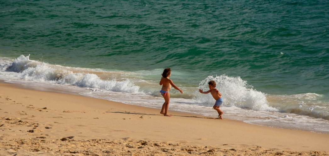 Comporta Beach kids