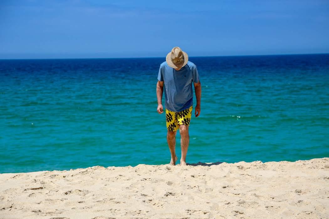 Pego Beach colors