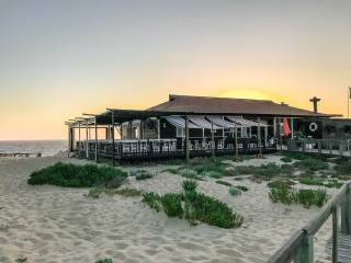 Restaurante Sal is perfect beach restaurant, with killer views to match the good food. You can, and should, come here multiple times during the week. Nearly perfect, it reminded me of my favorite restaurant in the world -- La Huella in Jose Ignacio Uruguay. I could eat every meal here.