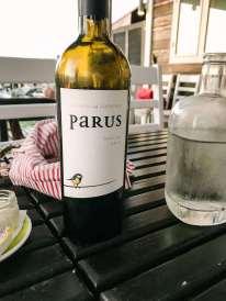 Restaurant Sal Comporta wine