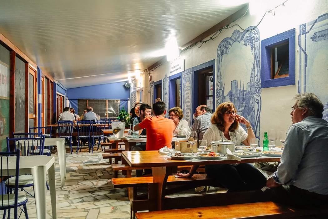 O Gervasio dining room