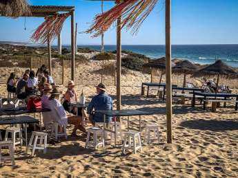 Restaurant Sal beach shack drinks