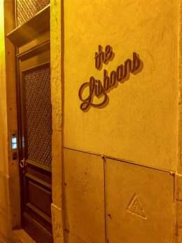 The Lisboans Apartments entrance