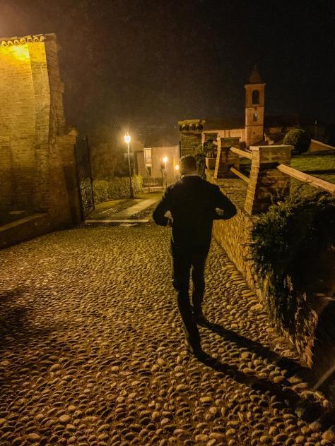 Marc Lanteri Al Castello walkway