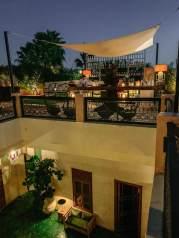 El Fenn rooftop bar