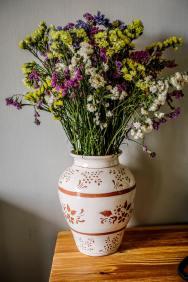 Sao Lourenco do Barrocal flower vase