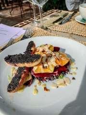 appetizer Kasbah Bab Ourika