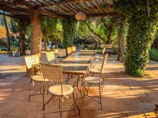 Kasbah Bab Ourika dining table