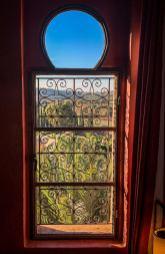 Le Jardin des Douars Mogador Suite view from window