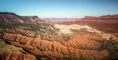 Gateway Canyons canyon layers