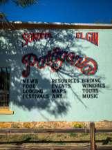 Patagonia AZ sign