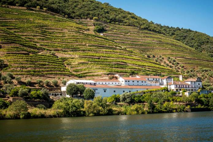 view from Douro Exclusive boat tour