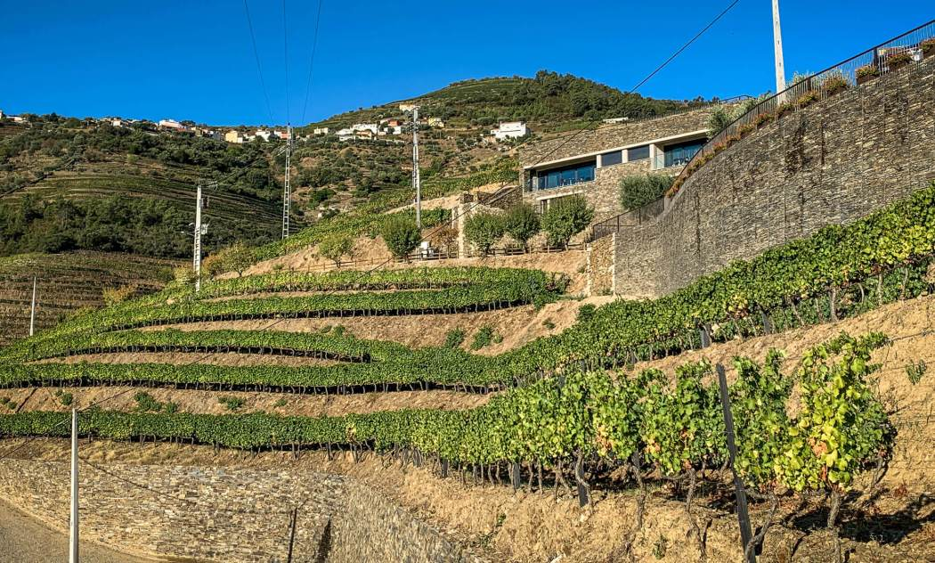 Separate room building Vila Gale Douro