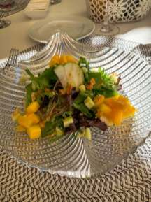 DOM Douro Valley salad