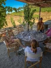 Quinta do Cume wine tasting