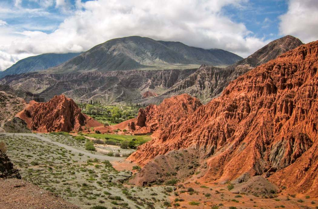 Paseo del Colorado Purmamarca