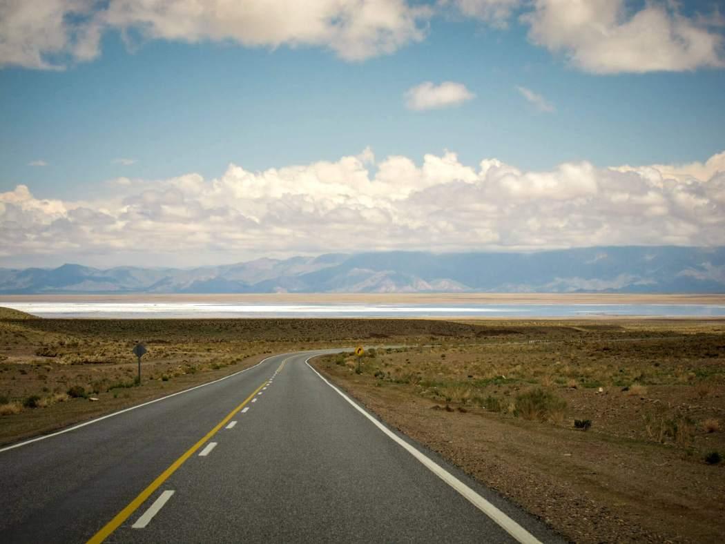 View of Salinas Grandes