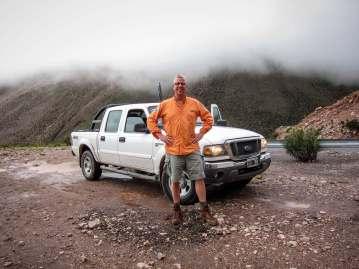 Tour guide Salinas Granders