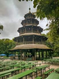 Englischer Garten beer garden
