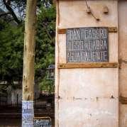 sign in Purmamarca