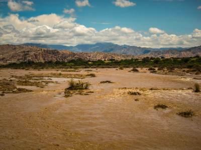 Calchaquí River view Salta