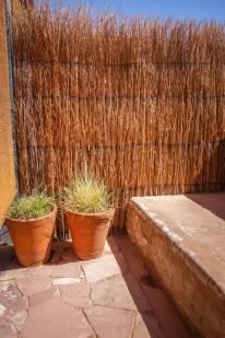 outdoor terrace Tierra Atacama