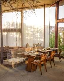 Dining room Tierra Atacama