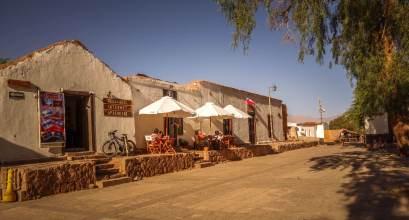 San Pedro de Atacama street