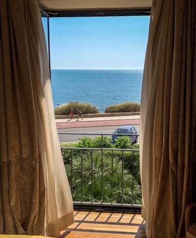 Grande Real Villa Italia Seaview from suite