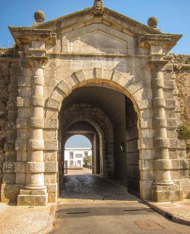 Pestana Cidadela Cascais entrance