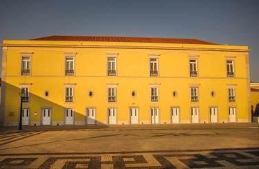 Pestana Cidadela Cascais buildings