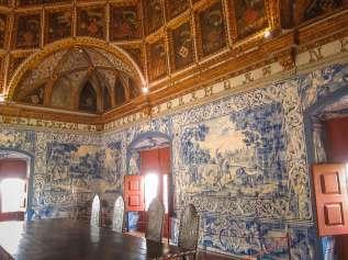 Pena Palace tiles